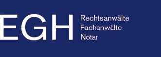 EGH Eifert Geerts Harting Rechtsanwälte PartG mbB Logo